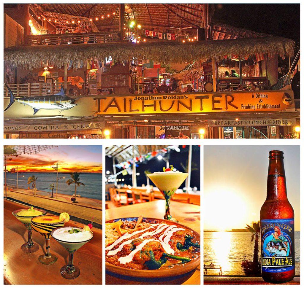 • Tailhunter Restaurant, La Paz - Baja Sur, Mexico