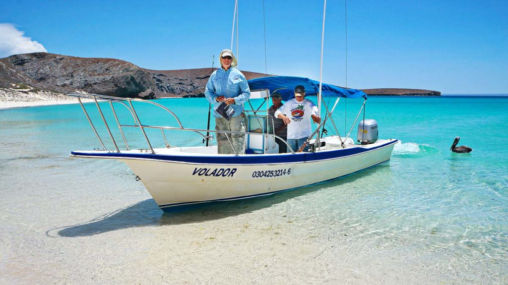 Tailhunter Sportfishing Pangas - Stable and Fast ... Able to go where Cruisers cannot follow.
