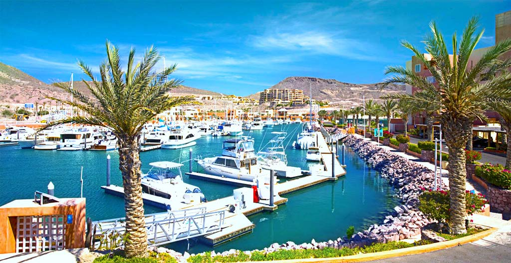 Tailhunter Sportfishing Housing and Room Accommodations - La Paz - Baja
