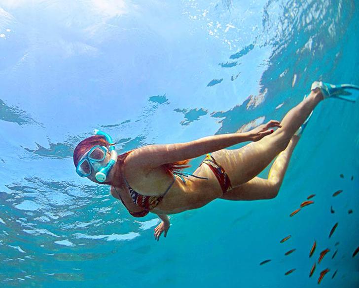 Tailhunter Snorkeling in La Paz - Baja California - Mexico