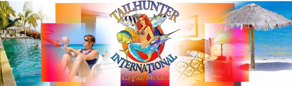 Tailhunter Lodging - La Paz, Baja California - Mexico
