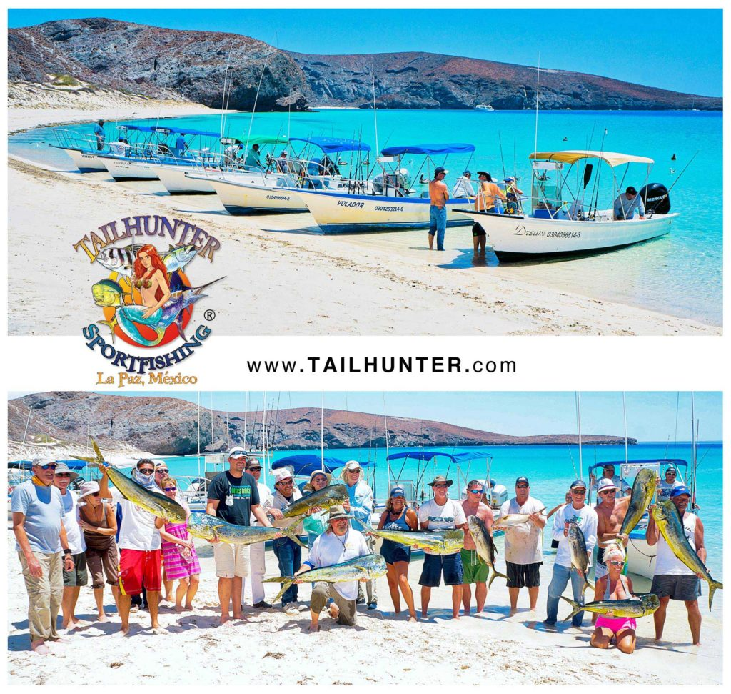 • New Website-TAILHUNTER INTERNATIONAL • Top Rated - Full Service Fishing Charters • FISH BAJA • Sportfishing Charters • Sea of Cortez • La Paz, Baja Sur