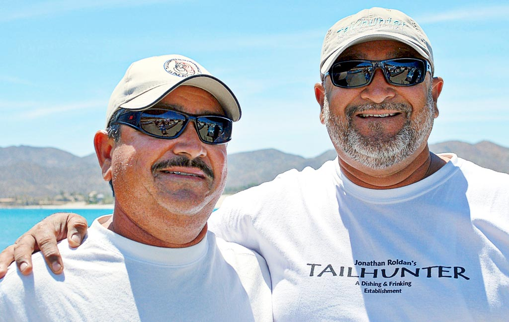 Tailhunter Sportfishing Shuttle and Ground Transportation Services in La Paz, Baja Sur Mexico ... Professional Drivers..Airport Transfers, Guided Tours, and Day Trips throughout Baja Sur.