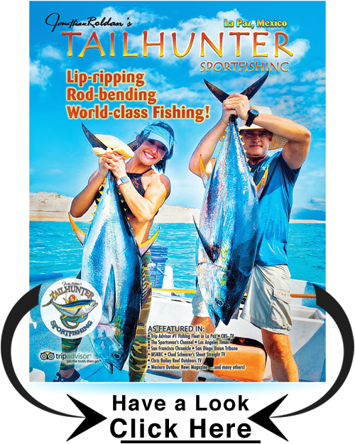 Tailhunter Sportfishing Brochure, La Paz - Baja Sur ... FISH BAJA ... Sportfishing in the Sea of Cortez