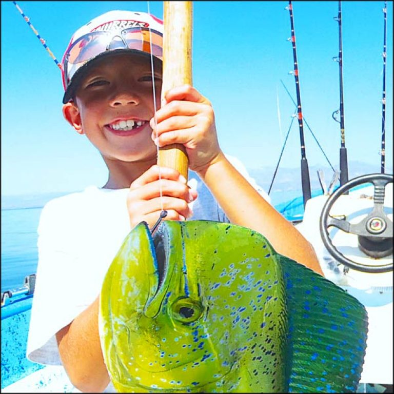 TAILHUNTER: Full Service Sport Fishing in Cabo Sur, Baja California