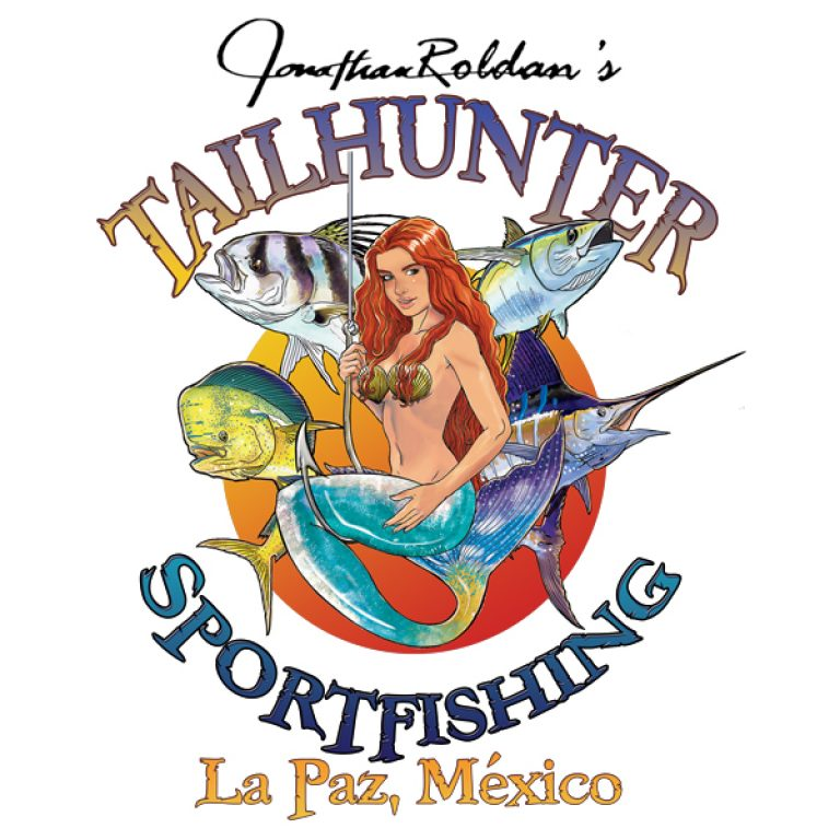 Jonathan Roldan - Tailhunter Sport Fishing - LaPaz, CABO Sur, BAJA CALIFORNIA, Mexico